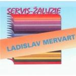 Žaluzie Ladislav Mervart – logo společnosti