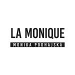 Monika Podhajská - studio LA MONIQUE – logo společnosti