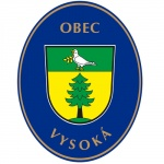OBEC VYSOKÁ – logo společnosti