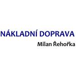 Řehořka Milan - nákladní doprava – logo společnosti