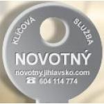 Novotný Petr - zámečnictví – logo společnosti