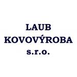 LAUB-KOVOVÝROBA, s.r.o. – logo společnosti