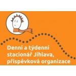 DENNÍ A TÝDENNÍ STACIONÁŘ JIHLAVA, příspěvková organizace – logo společnosti