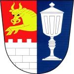 Obec DOBRONÍN – logo společnosti