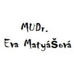 MUDr. Matyášová Eva – logo společnosti