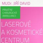 MUDr. Jiří David – logo společnosti
