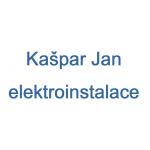 Kašpar Jan - elektroinstalace – logo společnosti