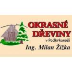 Žižka Milan, Ing.- OKRASNÉ DŘEVINY – logo společnosti