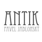 Antik Galerie Jablonský – logo společnosti
