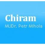 Chiram s.r.o. - chirurgická ambulance + RTG – logo společnosti