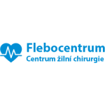 MUDr. Kašpar Svatopluk, Ph.D.- FLEBOCENTRUM – logo společnosti