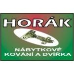 Horák Jan - NÁBYTKOVÉ KOVÁNÍ – logo společnosti
