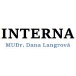 MUDr. LANGROVÁ DANA - INTERNÍ LÉKAŘKA – logo společnosti