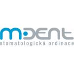 M-DENT s.r.o. – logo společnosti