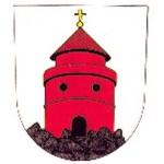 Městys Dalešice – logo společnosti