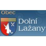 OBEC DOLNÍ LAŽANY – logo společnosti