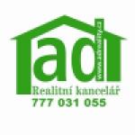 Realitní kancelář AD REALITY, Pelhřimov – logo společnosti