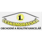 Obchodní a realitní kancelář 1. Českomoravská Pelhřimov, s.r.o. – logo společnosti