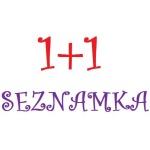 Vinczeová Marie - Seznamka 1+1 – logo společnosti