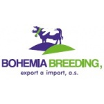 BOHEMIA BREEDING, export - import, a.s. – logo společnosti