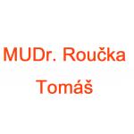 MUDr. Roučka Tomáš – logo společnosti