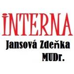 Jansová Zdeňka, MUDr. – logo společnosti