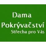 Dankanič Martin - DAMA Pokrývačství – logo společnosti