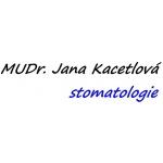 MUDr. Jana Kacetlová - stomatologie – logo společnosti