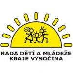 Rada dětí a mládeže kraje Vysočina – logo společnosti