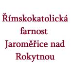 Římskokatolická farnost Jaroměřice nad Rokytnou – logo společnosti