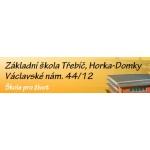 Základní škola Třebíč, Horka-Domky – logo společnosti
