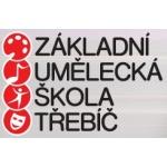 ZÁKLADNÍ UMĚLECKÁ ŠKOLA Třebíč – logo společnosti