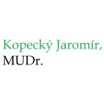 Kopecký Jaromír, MUDr. – logo společnosti