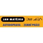 Matějka Jan - AUTODOPRAVA – logo společnosti