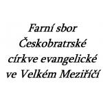 Farní sbor Českobratrské církve evangelické ve Velkém Meziříčí – logo společnosti