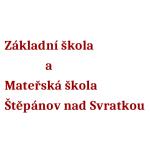 Základní škola a Mateřská škola Štěpánov nad Svratkou, okres Žďár nad Sázavou, příspěvková organizace – logo společnosti