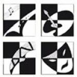 Základní umělecká škola Františka Drdly, Žďár nad Sázavou, Doležalovo náměstí 4, příspěvková organizace – logo společnosti