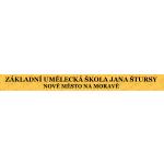 Základní umělecká škola Jana Štursy Nové Město na Moravě, příspěvková organizace – logo společnosti