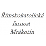 Římskokatolická farnost Mrákotín – logo společnosti
