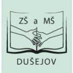 Základní škola a Mateřská škola DUŠEJOV, příspěvková organizace – logo společnosti