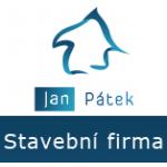 Pátek Jan- stavební práce – logo společnosti