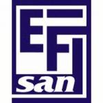 EFISAN s.r.o. - kancelář – logo společnosti