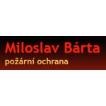 MB Miloslav Bárta - POŽÁRNÍ OCHRANA – logo společnosti