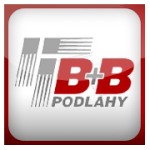 B+B PODLAHY s.r.o. – logo společnosti