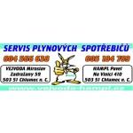 Hampl Pavel - plynoservis (pobočka Nový Bydžov) – logo společnosti