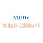 MUDr. Miluše Jiřištová- Zubní lékař – logo společnosti