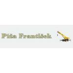 Píža František- jeřábnické práce – logo společnosti