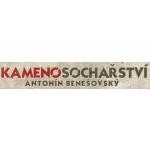 Kamenosochařství Antonín Benešovský – logo společnosti