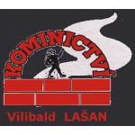 Lašan Vilibald- mistr kominický – logo společnosti