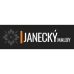 Janecký Petr - malby – logo společnosti